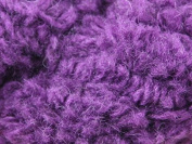 Erika Knight Fur Wool Knitting Yarn Super Chunky 003 Mulberry - per 100 gramme hank