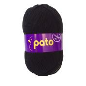 Cygnet C1008/551 Black 100% Acrylic Pato Value Double Knitting Yarn 100g