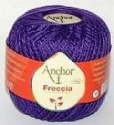 Anchor Freccia Crochet Yarn 50g, Colour