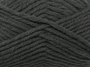 MyBoshi Crochet Yarn Chunky 195 Anthracite - per 50 gramme ball