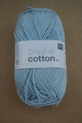 Rico Creative Cotton DK Light Blue 011