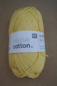 Rico Creative Cotton DK Light Yellow 003