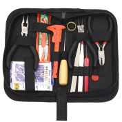Jewellery Making Tools Kit with Zipper Storage Case for Jewellery Crafting and Jewellery Repair