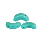 The Pearl by Puca® DIY – Arcos 5x10 mm – 10g – Opaque Green Turquoise