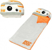 Disney Star Wars BB8 Hooded Sherpa Slumber/Sleeping Bag