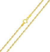 Gold Magic Design Singapore Chain 333 8kt
