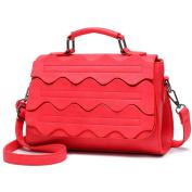 Women's Handbags Mini Shoulder Bag Messenger Bag PU Leather Top-Handle Bags