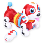 Electronic Pet Dog for Kid, Robot Interactive Puppy Dog Toy Singing Dancing