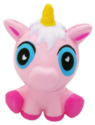 LaliLaco Squishies Unicorn Jumbo Squeeze Slow Rising Toy (Height 15cm) Scented Stress Relief Soft Toy