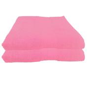 Julie Julsen Towels B-Stock, Cotton, pink, 100 cm x 150 cm