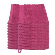 Julie Julsen Towels B-Stock, Cotton, Pink, 15 cm x 21 cm