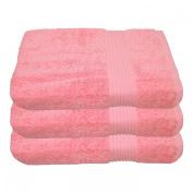 Julie Julsen Towels B-Stock, Cotton, pink, 70 x 140 cm