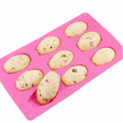 Youkara Madeleine Silicone Cake CookiesPans Pastry Decorating Shell Shape Mould Mould