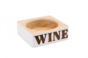 Loft Design Wooden Wine Bottle Holder