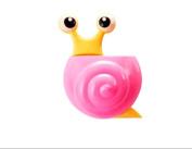 Luyikaidong Cute cartoon snail shape powerful suction toothbrush rack