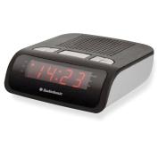 Audiosonic UKW Radioalarm clock CL-1459E UKW Fühlbare Tasten black/silver