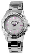 Raptor Watch Stainless Steel Strap Analogue Anthracite 197571500010