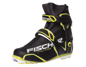 Fischer Men's Cross Country Ski Boots Women's schwarz/grau/gelb Size:39