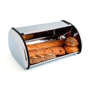 Quid 1935/2004 Bread Bin INOX 42 X 27 X 18 CM.