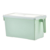 good01 Anti-dampness Seal-up Storage Food Container Fridge Crisper Case Carry Handle