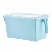 Tianfuheng Waterproof Seal-up Storage Food Container Fridge Crisper Case Carry Handle Box