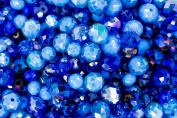 400 pieces Ocean Blue