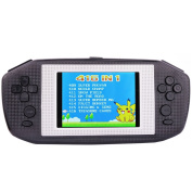ZHISHAN Portable Handheld Game Console Gaming Player Birthday Gift for Kids Built in 416 Classic Retro Games with 8.9cm LCD Big screen