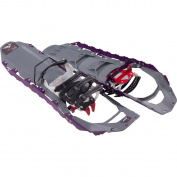 MSR Revo Ascent 25 snow shoe Women grey/purple 2016 snow shoe