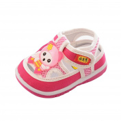 wanshop Baby Shoes, Infant Toddler Shoes Baby Boy Girl Toddler Cartoon Anti-Slip Soft Sole Squeaky Sneakers For 0-3.5 Years Old