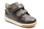 Falcotto Baby Girls' Hi-Top Trainers Brown Size