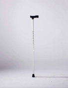 Kaxima Walking stick aluminium retractable elderly crutches height adjustable health care walking sticks