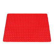 Dolland Silicone Microwave Mat - Non Stick Mats for Cookie Sheets, Toaster Ovens, Pizza Pans, and Microwave Mat for Glass Turntable Carousel