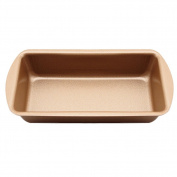 Chige Bakeware Pullman Loaf Pan for Toast Bread Cake Baking, 5.5 x 7.9cm x 2.8cm , Nonstick & Quick Release Coating, Made from High-carbon Steel