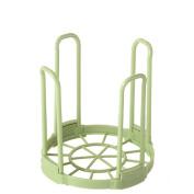 Drain Rack - Sukisuki Kitchen Bowl Draining Basket Detachable Plastic Layer Storage Dish Drying Rack