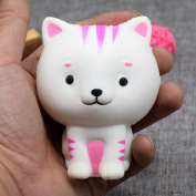 Esharing Cute Kitten Squishy Squeeze Slow Rising Soft Cure Toy,Perfect Gift for Kids & Adults