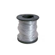 Mengonee 0.8mm Transparent Nylon Fishing Line Spool Beading String Invisible Fishing Thread