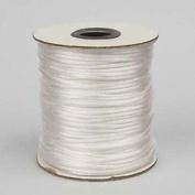 Rattail Cord 2mm White, priced per 5 metre
