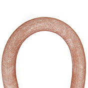 Nylon Mesh Tubing 4mm Copper, 2m