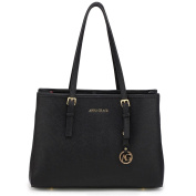 LeahWard Women's Large Shoulder Bags Handbags Quality Faux Leather Tote Bag For School Holiday 571