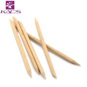 KADS 5pcs/set Nail Art Design Cuticle Pusher Remover Manicure Care/Orange Wood Stick Nail Tools