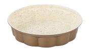 Barazzoni Cake tin carbon steel base + Marmotech coating d. 28 cm