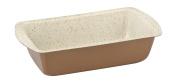 Barazzoni Plumcake mould carbon steel base + Marmotech coating 30 x 15 cm