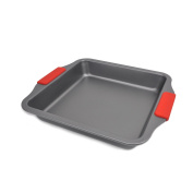 Evelyne GMT-10276 Home Kitchen Bakeware Square Cake Baking Pan 28cm x 25cm
