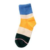 Orangeskycn Womens Low Cut Cute Cotton Fashion Sock Stripe Socks