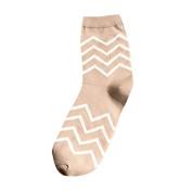 Orangeskycn Womens Socks Cute Cartoon Love Heart Print Sock