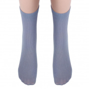 Orangeskycn Men Socks Warm Adult Solid Colour Medium Socks