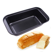Rectangle Bread Pan, Sacow Carbon Steel Toast Bread Pan No-Stick Cake Bread Mould Bakeware
