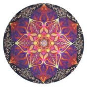 Anshinto Round Wall Hanging Tapestry Wall Hanging Bedspread Beach Towel Mat Blanket Table
