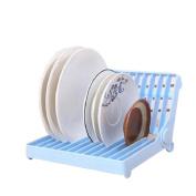 Kitchen Storage Rack - Sukisuki Kitchen Plate Storage Home Racks Organiser Foldable Utensils Holders