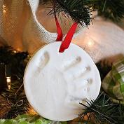 Baby Air Drying Soft Clay Handprint Footprint Imprint Casting Fingerprint 50g